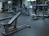 Атлетика, фитнес-клуб